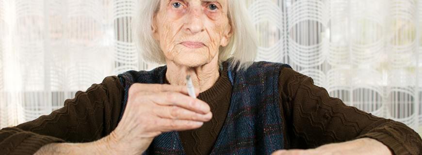 Is Grandma an Addict? Trend with Senior Citizens and Addiction
